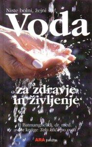 Tanja Turnsek - Voda za zdravje in zivljenje - F. Batmanghelidj
