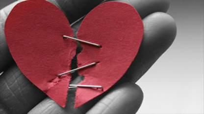 zaceljeno srce