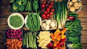 Zelenjava in sadje z in brez pesticidov