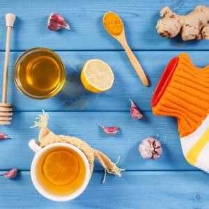 naravna hrana pri gripi