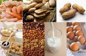 Hrana in alergije