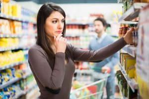 Preverjate kakovost hrane preden jo kupite?