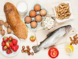 Alergija na hrano in ugotavljanje vzrokov