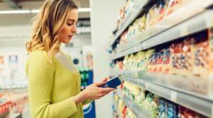 Premislite preden kupite hrano