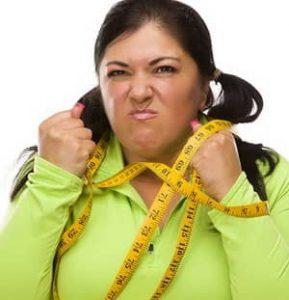 Zakaj ne shujšam